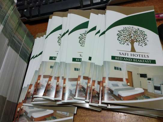 Brochures printing Services image 3