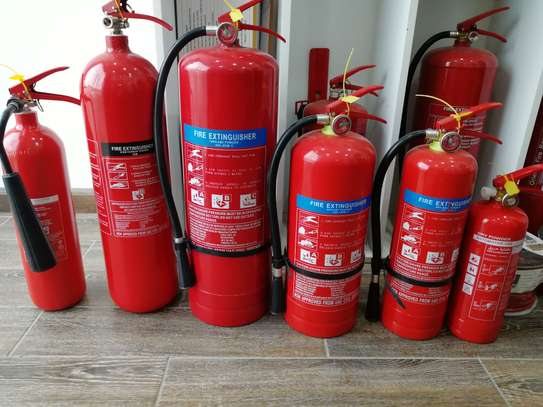 Fireline safety Kenya image 2