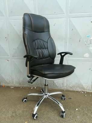 Brand new executive office chairs image 2