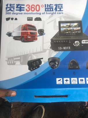 Vehicle CCTV System