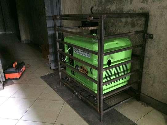 5kVA  Roomny Engineering Back up key start Diesel Engine image 3