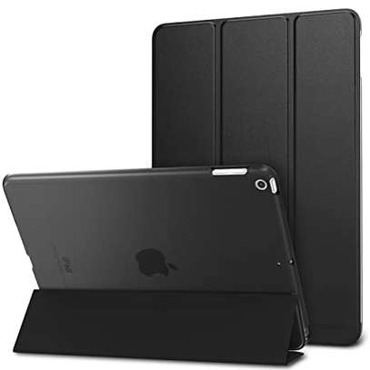 Smart Silicone Foldable TPU Leather Cover Case for iPad Pro 9.7 image 1