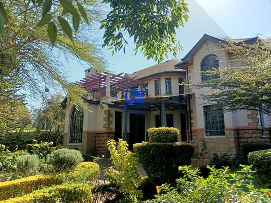 4 bedroom house for rent in Gigiri image 17