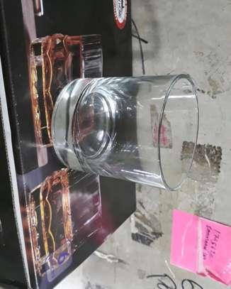 6pc whiskey glasses/Short glasses/Round glasses