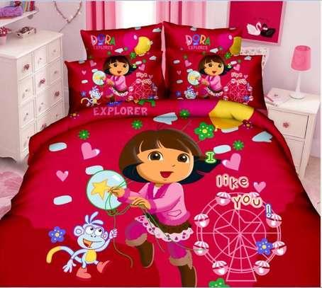 Dora kids duvet 4 by 6 image 1