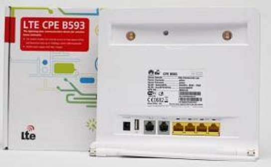 HAUWEI WIFI ROUTER works anywhere in the country