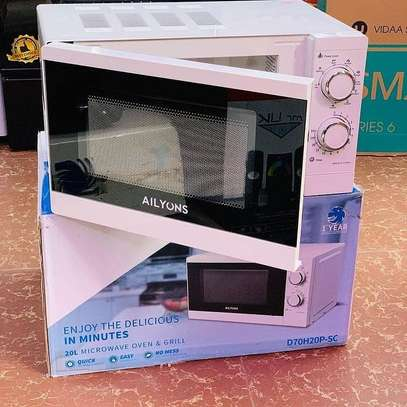 Brand New Lyons Microwave Comes With Warrant image 1