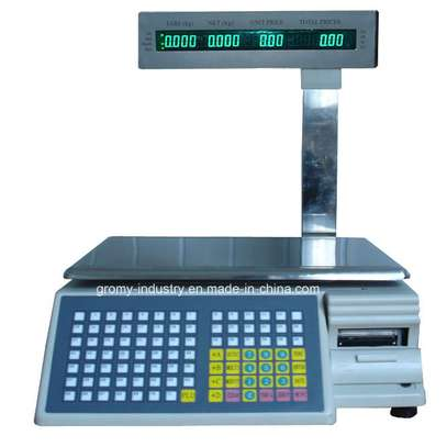 Digital Electronic Barcode Printing Scale image 1