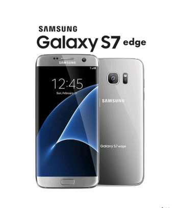 New samsung galaxy s7 edge 64gb white