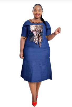 Ladies Denim dresses image 1