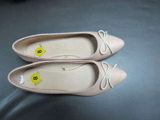 Cream Doll Shoes image 1