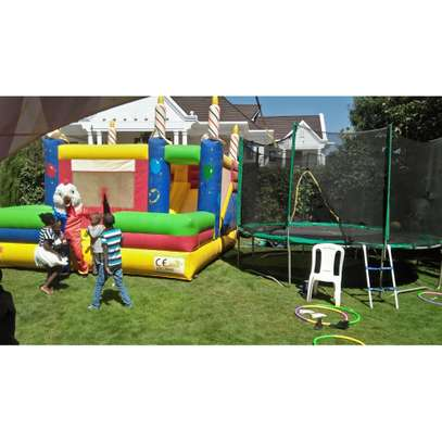 Hiring bouncing castles, trampolines, cotton candy machine, popcorn, star jump, Water slide, kids boats, water balls, water pool,mascot, face painting, clown, puppet, magic show, balloon decor, wall climber, bouncy castles  camel horse, kids games, jumping castle, dry slide and kids play items