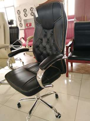 Executive Office Chair. image 1