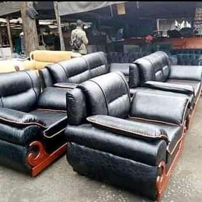Fabricated sofa sets image 2