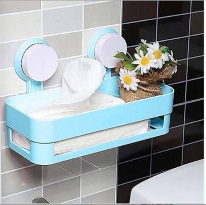 Wall bathroom/kitchen holder image 1