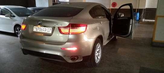 bmw X6 Congo registration 3.5l