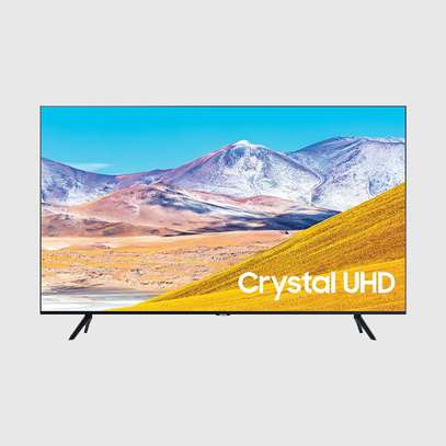 Samsung 43″ Class TU8000 Crystal UHD 4K Smart TV-New Sealed image 1
