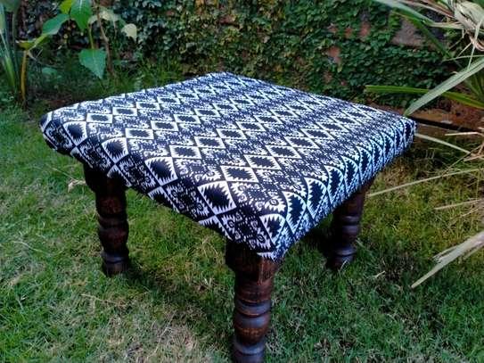 Foot stools image 5