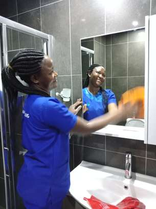 Professional cleaning services-Arrow FM