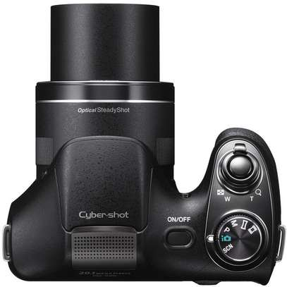 Sony Cyber-Shot DSC-H300 Digital Camera (Black) image 5