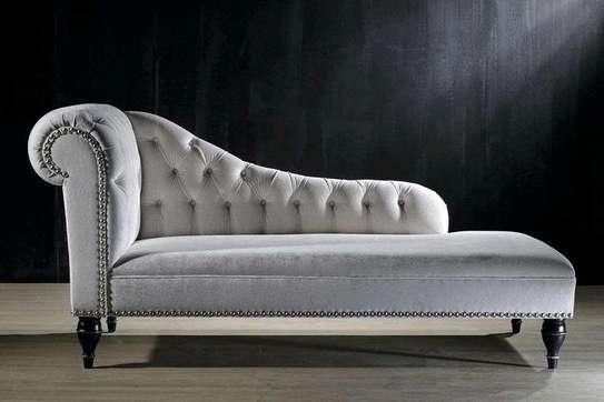 Elegant Quality Chaise Lounge image 1