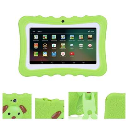 7 inch kid Quad Core DDR3 1GB, 8GB Android Tablets PC, WIFI - Green