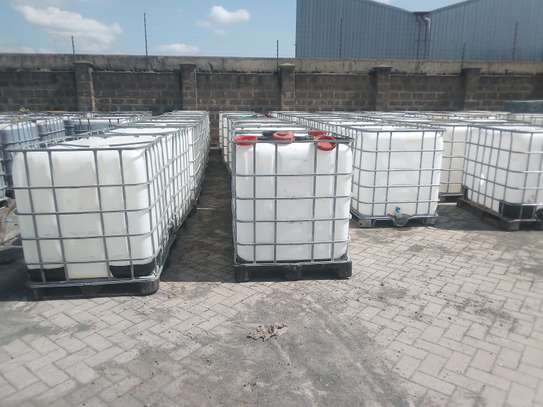 IBC Steel caged water tanks very durable image 5