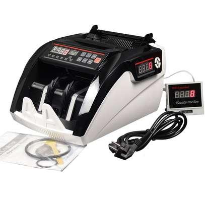 5800 UV / MG LED display, bill counter image 1