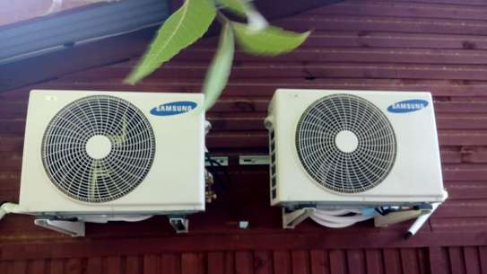Refrigeration and air conditioner services image 1