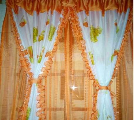 Modest kitchen curtains image 5