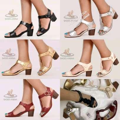 Fancy open heels image 1