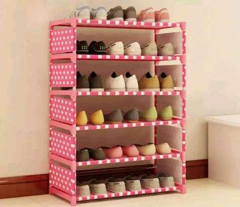 6 tier shoe rack image 1
