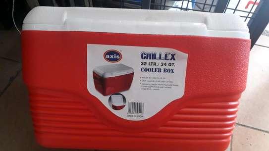 Cooler box/4pc chillex cooler box/32litre cooler box image 1