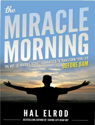 The Miracle Morning image 1
