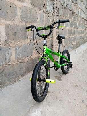 Kids bike 18 inch Ex Uk BMX Alloy Frame