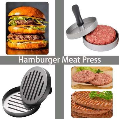 Humburger Meat Press image 1