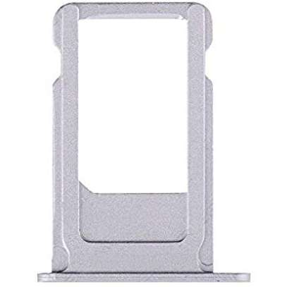 SIM Card Holder Tray Slot Replacement for iPhone 6+ iPhone 6S Plus image 1