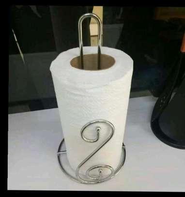Kitchen roll holder image 1