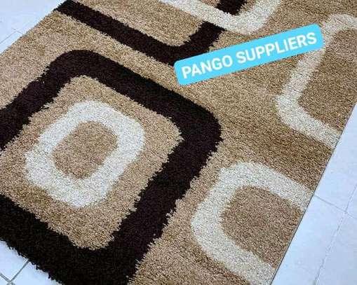 Turkish shaggy carpet image 8