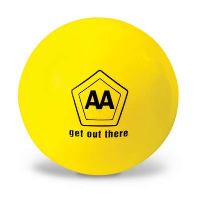 Branded Stress Balls