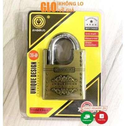 Anbound padlock image 1