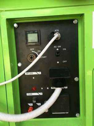 5kVA  Roomny Engineering Back up key start Diesel Engine image 6