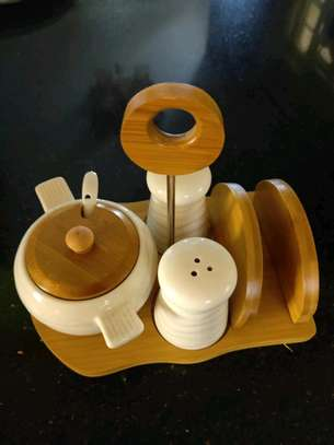 Bamboo stand image 1