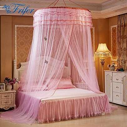 Elegant mosquito nets for your home decor image 2