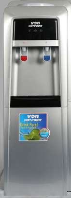 HOT & COLD WATER DISPENSER Von Hotpoint Elec.Cooling F/S W/Cabinet image 3