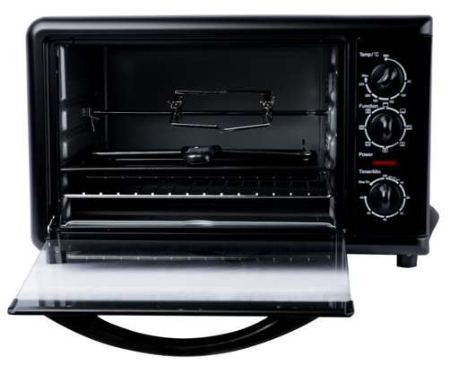 OVEN TOASTER FULL SIZE BLACK- RM/342 image 1