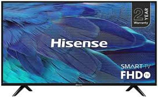 HISENSE 40″ Full HD Android Smart TV image 1
