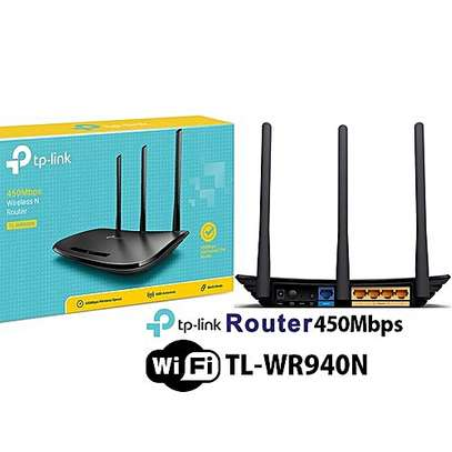 Link TP Link 450Mbps Wireless N Router TL-WR940N