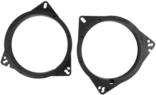 "2pcs 6.5"" Car Audio Speaker Mount Spacer Rings Bracket Holder for Toyota Nissan. image 1"
