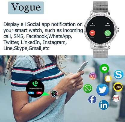 Vogue Stylish Smart Watch image 2